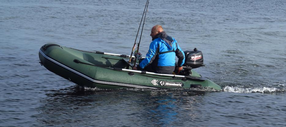 Allroundmarin Schlauchboot Kiwi