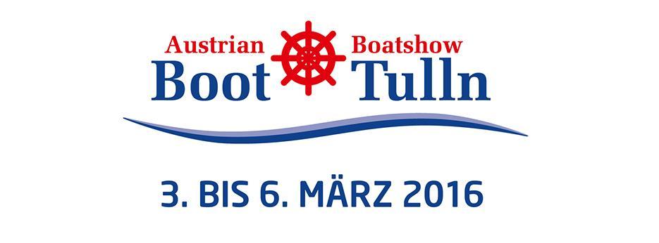 Austrian Boatshow   Boot Tulln 3. bis 6. März 2016
